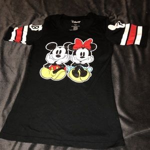 Mickey and Minnie house tshirt